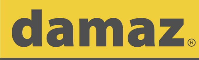 logotyp DAMAZ